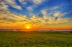Sunday Morning (Kansas Poetry (Patrick)) Tags: bakerwetlands wetlands wakarusariver lawrencekansas lawrence kansas sunrise patrickemerson patricknancyforever