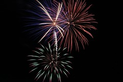 4th of July (tomtallant1952) Tags: 4th july night fireworks canon display celebrate color