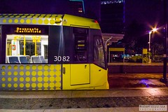 MediaCityUK2016.08.20-16 (Robert Mann MA Photography) Tags: salford quays mediacityuk manchester greatermanchester manchestercitycentre city citycentre architecture cities summer 2016 saturday 20thaugust2016 manchestermetrolink metrolink tram trams night nightscape nightscapes