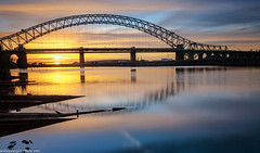 Ferry Hut (4 of 2) (andyyoung37) Tags: reflections runcorn runcornbridge uk cheshire rivermersey sunset