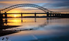 Ferry Hut (4 of 2) (andyyoung37) Tags: reflections runcorn runcornbridge uk cheshire rivermersey sunset