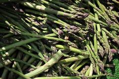 Asparagus (Erica Lowenkron) Tags: unionsquare unionsquaregreenmarket farmersmarket greenmarket local vegetables veggies newyork newyorkcity nyc asparagus