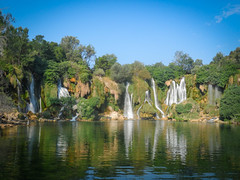Kravica waterfalls, Bosnia & Herzegovina