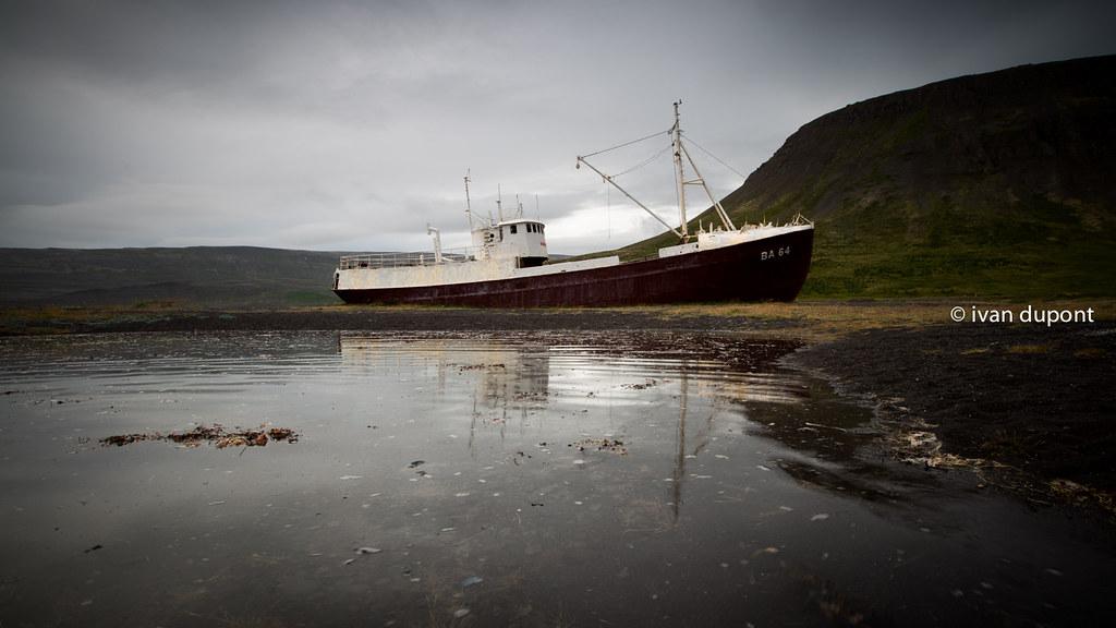 how to get to gardar ba 64 shipwreck