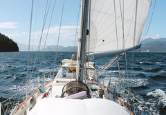 16.09.26.sail.01 (Scout & Catalogue) Tags: scoutcatalogue sail travel wanderlust canada british columbia adventure ocean pacific northwest west coast