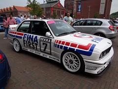 BMW M3 (911gt2rs) Tags: treffen meeting show event tourenwagen dtm fina e30 evo weis white motorsport racing bimmer