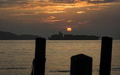 Sunset view from Lung Kwu Tan (Lamuel Chung) Tags: sunset sunlight sun sunny cloud cloudscape evening magic hour bay bayside beach beautiful hongkong d7100 nikon nikkor 1685 nisi filter landscape