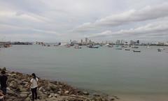 Bali Hai (Levana Una Laitman) Tags: pattaya chonburi thailand sea