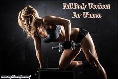 Full Body Gym Workout Routines For Women To Get Well Toned Body (JackJordan73) Tags: full body workout routine gymworkoutsforwomentoloseweight workoutplanforwomen womenworkoutroutine