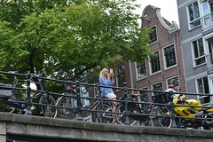 D80_9160A1 (Henk Stroomenbergh) Tags: amsterdam prinsengracht canals boattrip boat trip local beauty