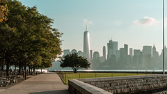 One WTC from Ellis Island-1-2 (Visual Thinking (by Terry McKenna)) Tags: ellisisland statueofliberty nyc harbor parks