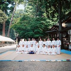 R1-32 -  (redefined0307) Tags:      zenzabronicas2 zenzabronica mediumformat film japan ibaraki kashimashrine travel kodakportra160
