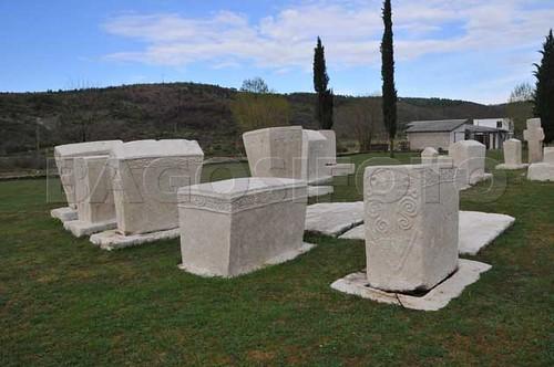 Radimlja  - nekropolisz14