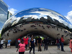 IMG_4868 (SheelahB) Tags: thebean chicago cloudgate illinois sculpture