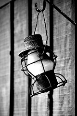 Rusty Lamp (Noel C. Hankamer) Tags: hand antique art background black canon classic decoration decorative dirty dpp4 equipment glass historic iron isolated kerosene lamp lantern light lighting metal monochrome object obsolete oil old one retro rust rusty single style tradition traditional used vintage white bw blackandwhite