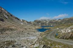 IMG_2262 Middyr på Haukelifjell (JarleB) Tags: haukelifjell røldal fjell høyfjellet hardanger hordaland water tur fjelltur høst autumn september middyr ulevå haukeliseter haukeli mountain