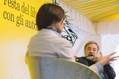 Gianni Amelio 024 (Cinemazero) Tags: pordenone cinemazero pordenonelegge 2016 gianniamelio libro politeama