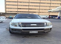 Ford - Expedition Eddie Bauer - 2007  (saudi-top-cars) Tags: