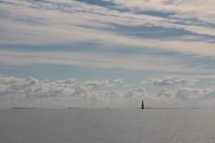 On the horizon (Jensje) Tags: netherlands niederlande ijsselmeer klipperrace 2016 blue wind sunshine sailing zeilen segeln classic broedertrouw clouds weather nazomer