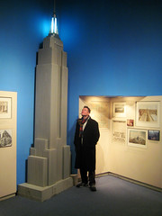 Artist Stephen B. Whatley in New York in 2010 (Stephen B. Whatley) Tags: newyorkstatemuseum ny newyorkstate usa us empirestatebuilding museum gallery artist man male vacation holiday model artiststephenbwhatley whatley stephenbwhatley america exhibit exhibition history architecture blueribbonwinner abigfave