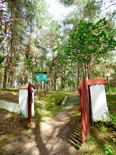Inowłódz - Russian war cemetery, WWI (11)