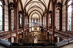 St. Gertrud (michael_hamburg69) Tags: hamburg germany deutschland hamburguhlenhorst uhlenhorst stgertrudkirche sanktgertrud church kirche johannesotzen neugotisch neugotik gertrudvonnivelles tagdesoffenendenkmals2016