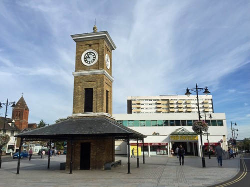 Clock Tower, Hoddesdon