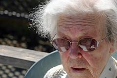 My Rock Star Mum 7DWF (sarahellenspringer) Tags: mother mum parent age senior 7dwf portrait