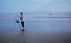 photowalk - stilled (elin*) Tags: rollei35mmcamera 1stroll kodakporta400 photowalk intrepid5x4