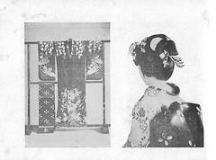 Naniwa Odori 1936 008 (cdowney086) Tags: naniwaodori shinmachi   vintage 1930s osaka  geiko geisha