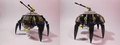 G'ruk Vaporizer (TheHunBear) Tags: lego moc space alien ufo