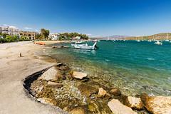 Ravages of time (Thomas Mülchi) Tags: galatas peloponnese greece 2016 sea sunny boat harbour ravagesoftime erosion