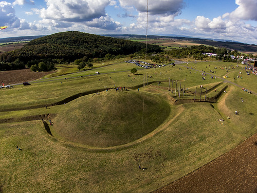 "KAP Shot of ""The World of the Celts at the Glauberg (Keltenwelt am Glauberg)"" Looking SW"