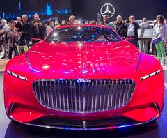Salon Automobile 2016, Porte de Versailles (Misnab) Tags: salonautomobile2016 portedeversailles mercedes maybach voitures cars