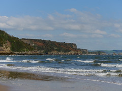 North Bay .. (yvonnepay615) Tags: panasonic lumix gh4 nature sea coast tenby wales