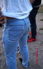 jeansbutt10987 (Tommy Berlin) Tags: men jeans butt ass ars levis
