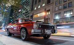 Plymouth Duster 340 - NYC 2016 - (Nicolas Serre) Tags: new york city 2016 plymouth duster 340 httpswwwfacebookcomnicolasserrephotographie nicolas serre photographie legendary muscle cars auto club a hrefhttpswwwfacebookcomnicolasserrephotographie relnofollowwwwfacebookcomnicolasserrephotographiea hrefhttpswwwfacebookcomlegendarymusclecarsautoclub relnofollowwwwfacebookcomlegendarymusclecarsautocluba
