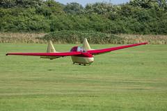 Fauvel AV36 On Tow (Glenn.B) Tags: fauvelav36 glider oldwarden sailplane shuttleworth shuttleworthedwardianpageant