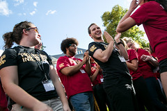 events_20160923_ethics_boot_camp-230 (Daniels at University of Denver) Tags: 2016 bootcamp candidphotos daniels danielscollegeofbusiness dcb ethics ethicsbootcamp eventphotos eventsphotography fall2016 lawn oncampus outside students undergraduatestudents westlawn