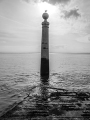 Column of the sea