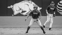 Fall Ball - Oct 14-60 (Rhett Jefferson) Tags: arkansasrazorbacksbaseball hunterwilson lukebonfield