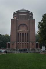 Planetarium (toto_26) Tags: stadtpark hamburg germany de architektur