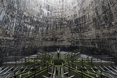 . (N2E) Tags: cooling tower decay lost urbex industry rotten industrial powerplant
