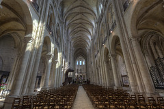 Notre-Dame de Noyon [FR] (ta92310) Tags: travel hdr picardie picardy 60 oise cathedrale cathedral notredame architecture gothic roman catholic catholique gothique inside interior interieur canon 6d noyon