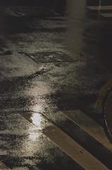 Reflejos (Blogospe) Tags: photography vsco reflects rain night bilbao
