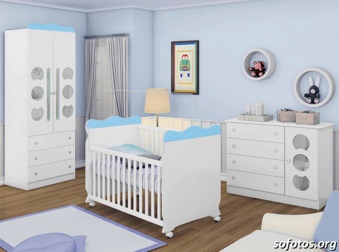 Fotos de quartos de bebê