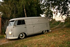 "BE-65-32 Volkswagen Transporter bestelwagen 1960 • <a style=""font-size:0.8em;"" href=""http://www.flickr.com/photos/33170035@N02/8701097609/"" target=""_blank"">View on Flickr</a>"