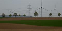 Frhling im Rheinland 2013 (borntobewild1946) Tags: felder nrw rheinland windrder windkraft rommerskirchen ackerbau windkraftrder copyrightbyberndloosborntobewild1946 rheinischerfrhling