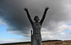 Part of the Limavady Sculpture Trail - 2013 (Paul Beattie Photography) Tags: ireland sculpture irish northernireland legend myth foyle limavady roevalley gortmore
