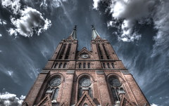 The Rising Cathedral